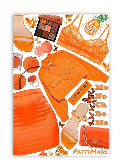 Issa Orange Day 🧡