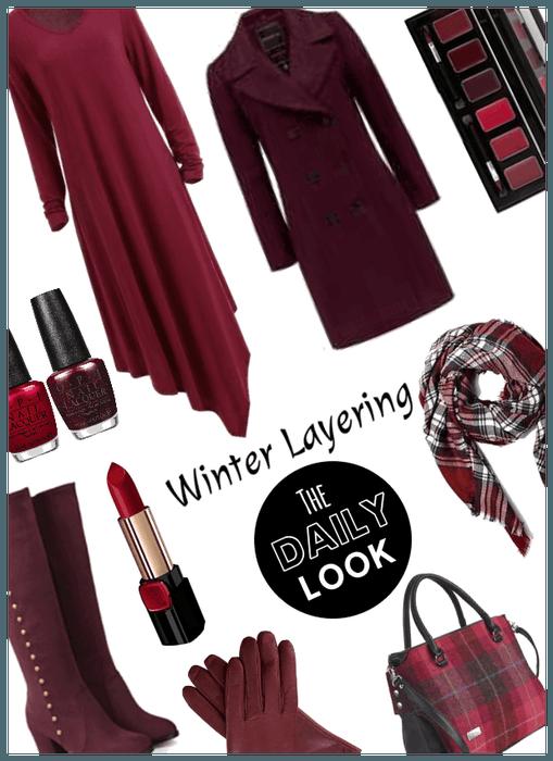 Winter Layering