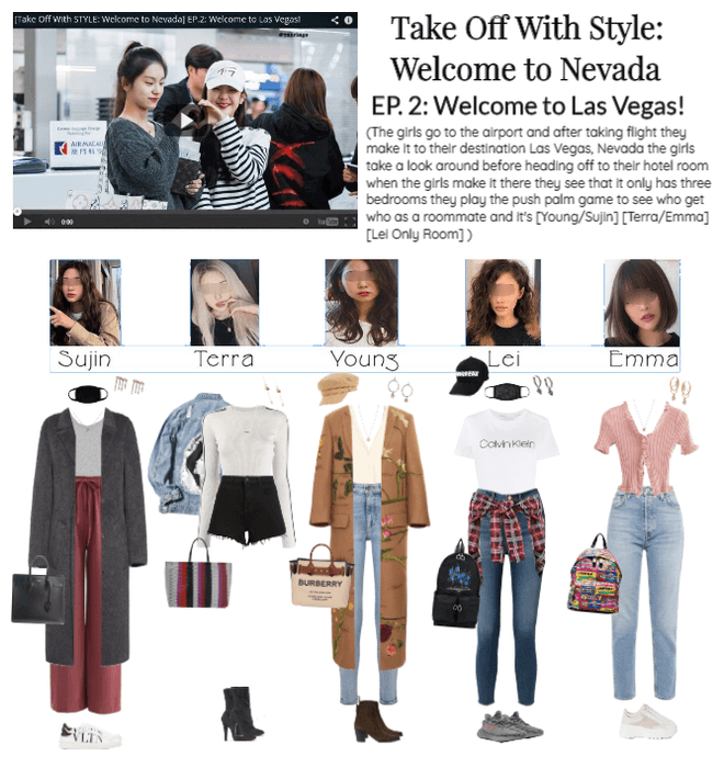 Take Off With STYLE: Welcome to Nevada EP. 2