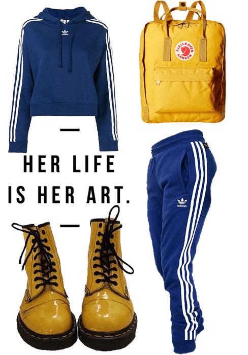 her life is her art