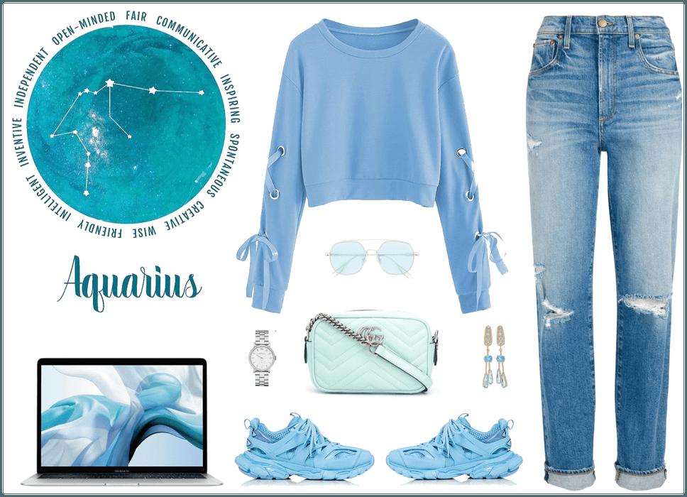 Aquarius: Style