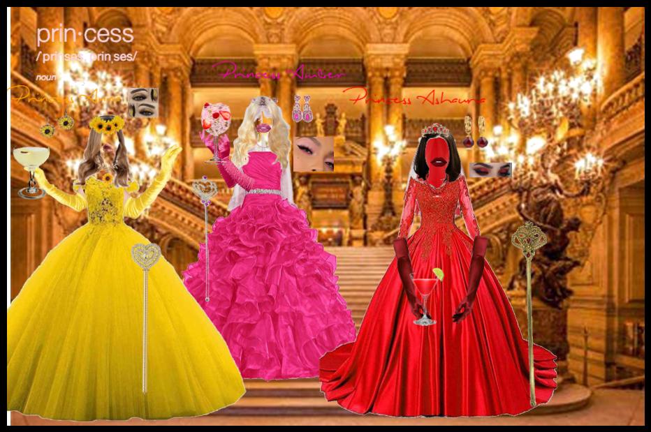 Us as Princesses 😛🥰💎💁♀️👸