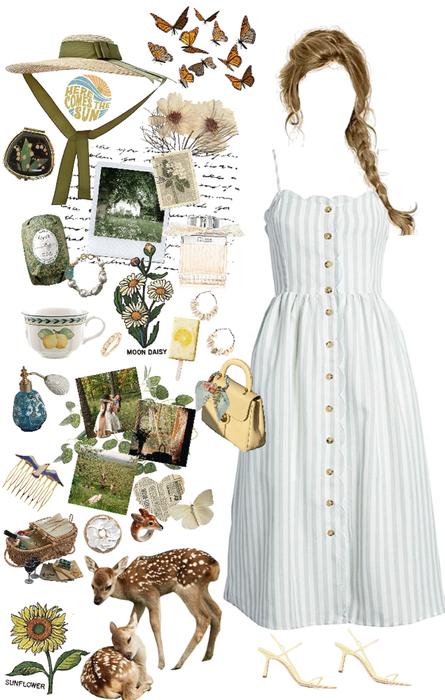 afternoon tea | english tea | vintage | green dream