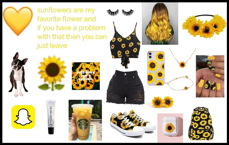sunflowers 🌻🌻