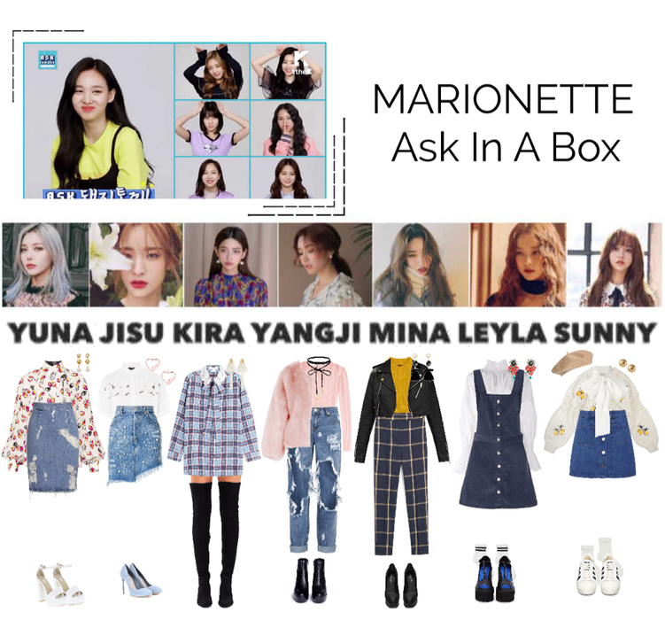 {MARIONETTE} Ask In A Box