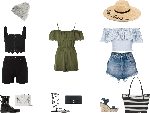Photography Outfits