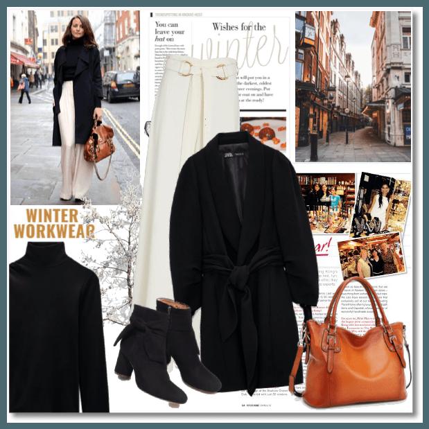 Winter Work Wear: Beat the Chill