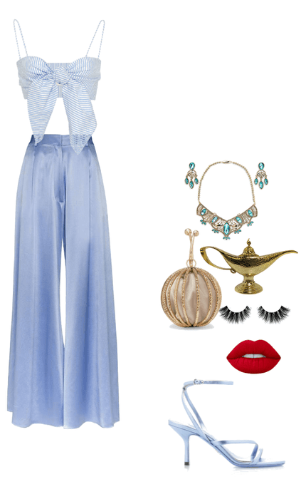 Jasmine the Disney Princess