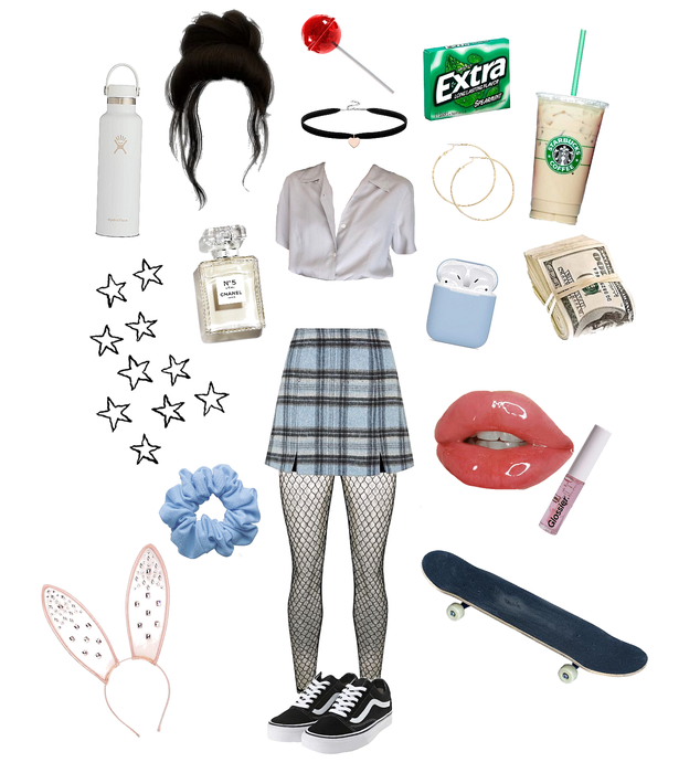 'that' schoolgirl