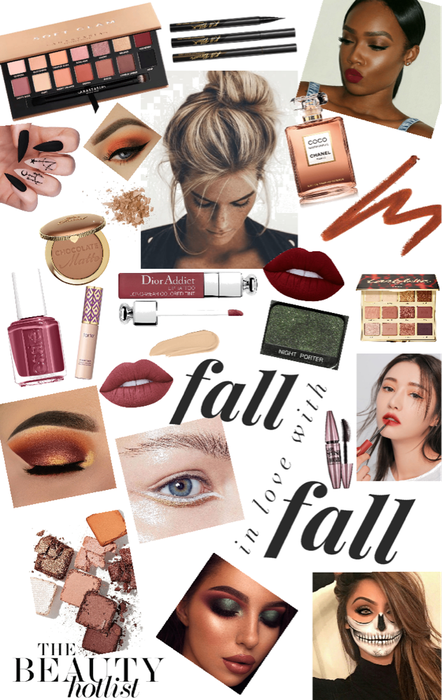 fall beauty xox