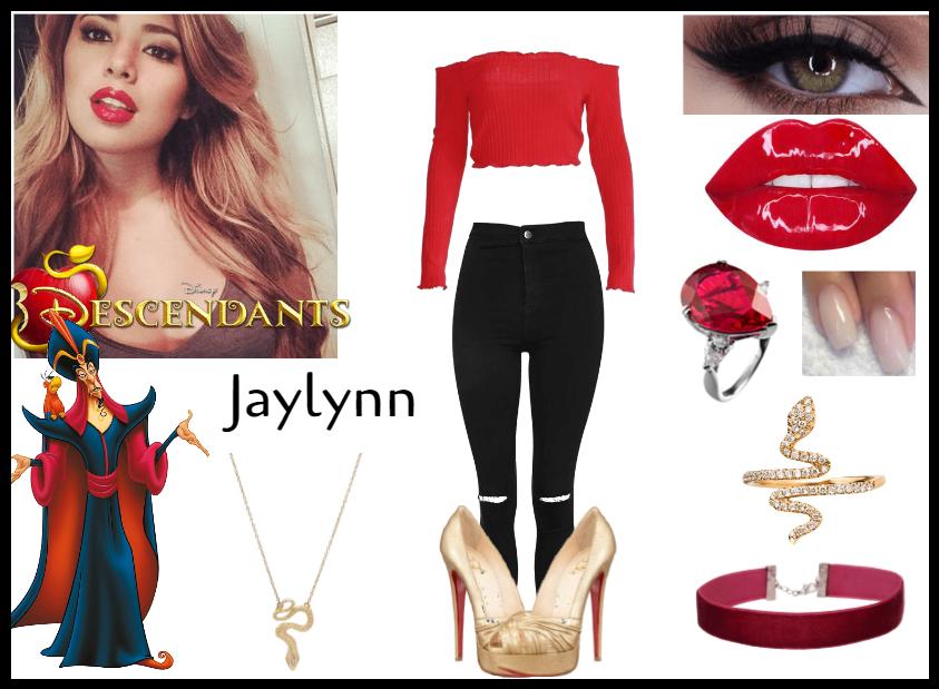 Jaylynn - Auradon