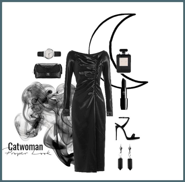 Catwoman Proper Look