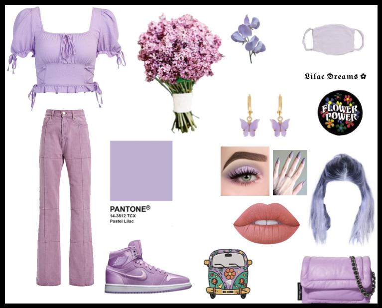 Flower Power - Lilacs