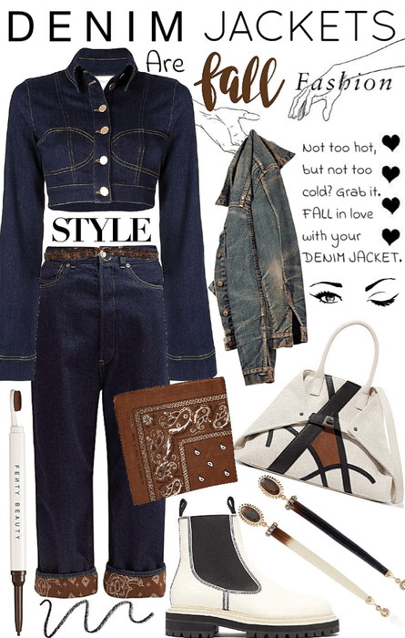 Fall Trend: Denim Jacket