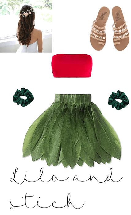 lilo off of lilo and stitch