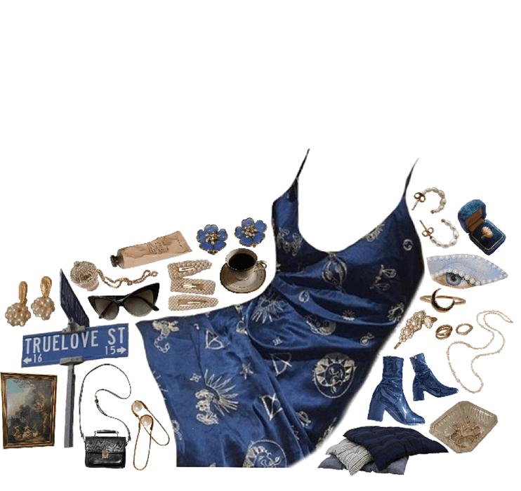 blue flavour