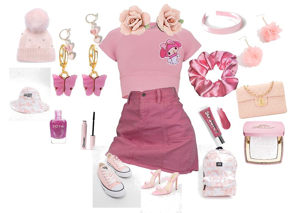 Tôo much pink