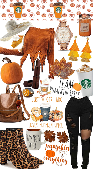 Pumpkin spice : Fall Edition