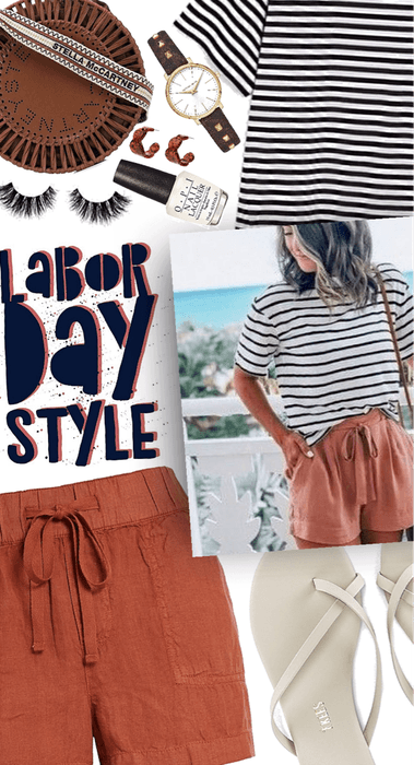 Get The Look: Labor Day Weekend