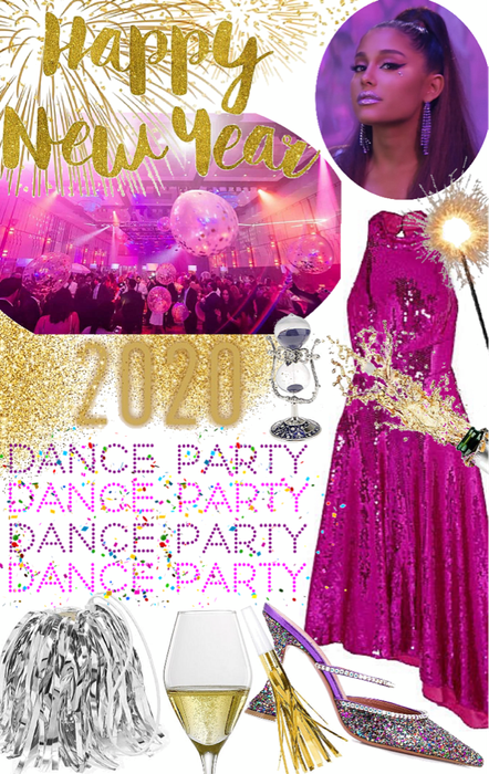 New Years Eve Dance Party