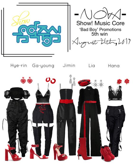 -NOVA- Bad Boy Show! Music Core