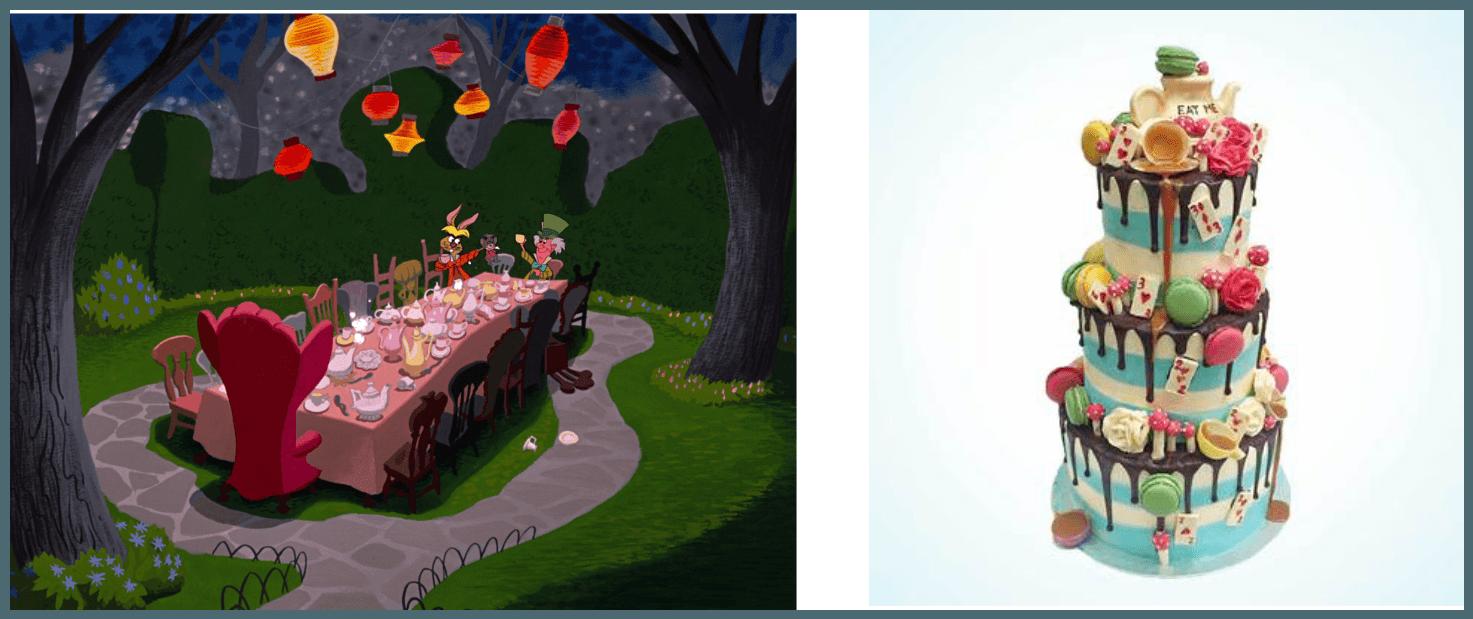 Arieta Dance (Alice in Wonderland)
