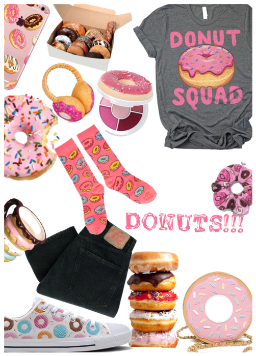 Donuts- for no reason