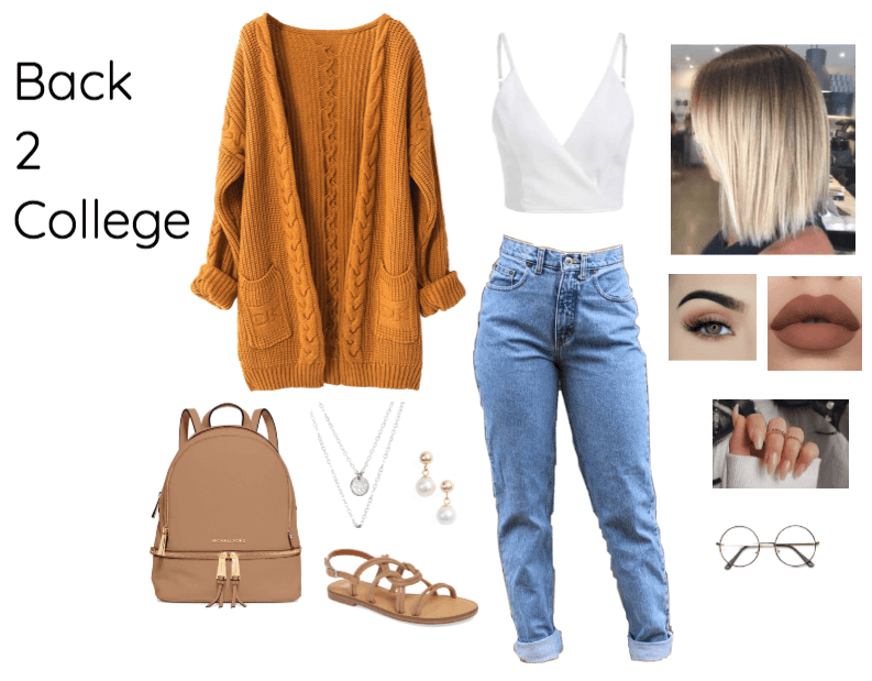 Back To College #BackToSchool #BackToCollege