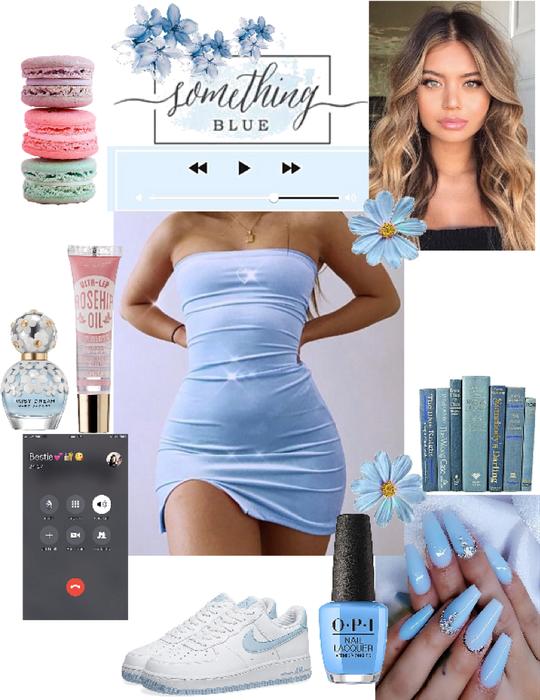 something blue 💙⛎