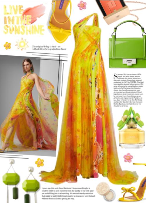 Sunshine in My Dress 🌞
