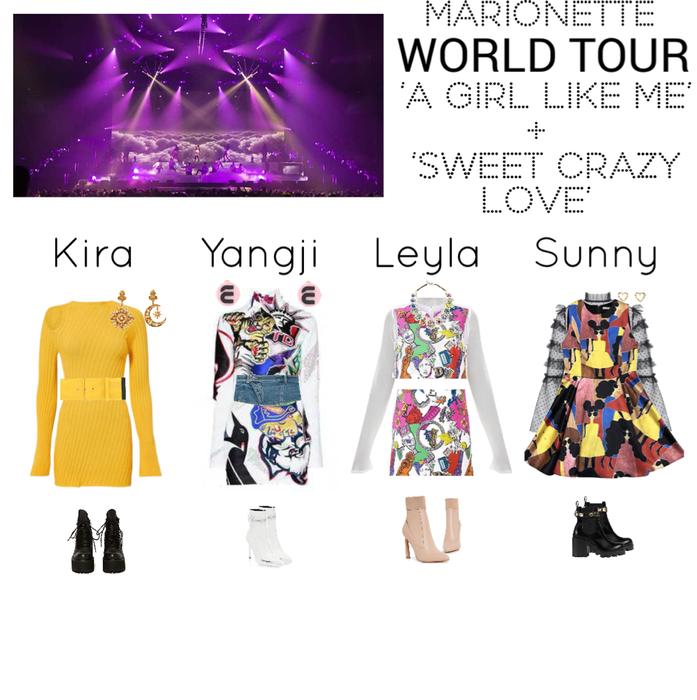 {MARIONETTE} World Tour Seoul Concert