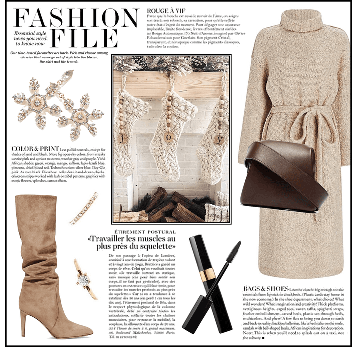Style A Pair Of Knee High Boots: Christmas Edition- Contest