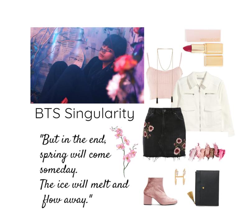 singularity bts kpop taehyung