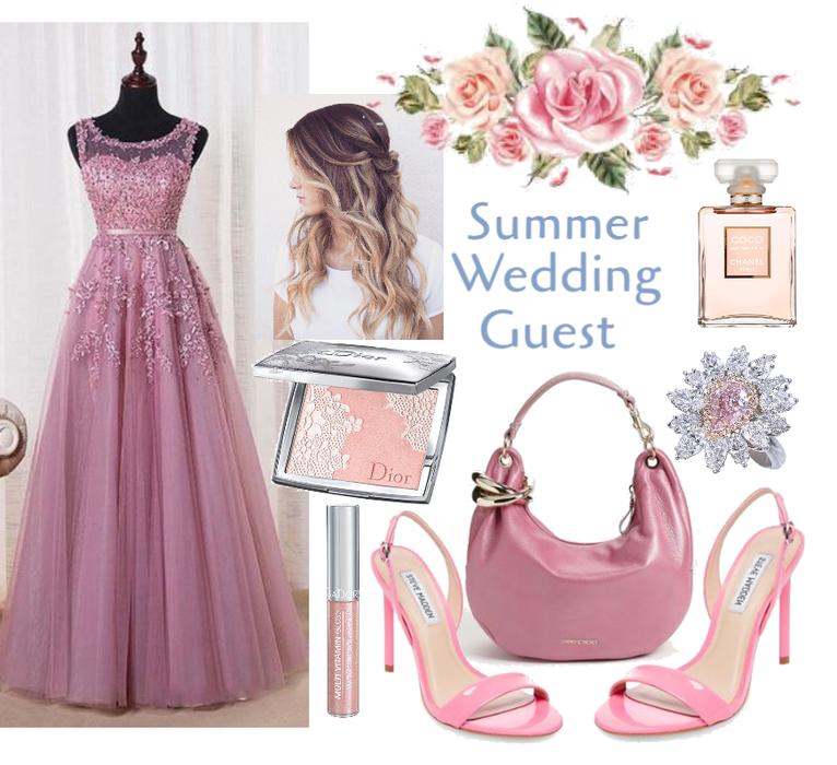 Summer Wedding Guest