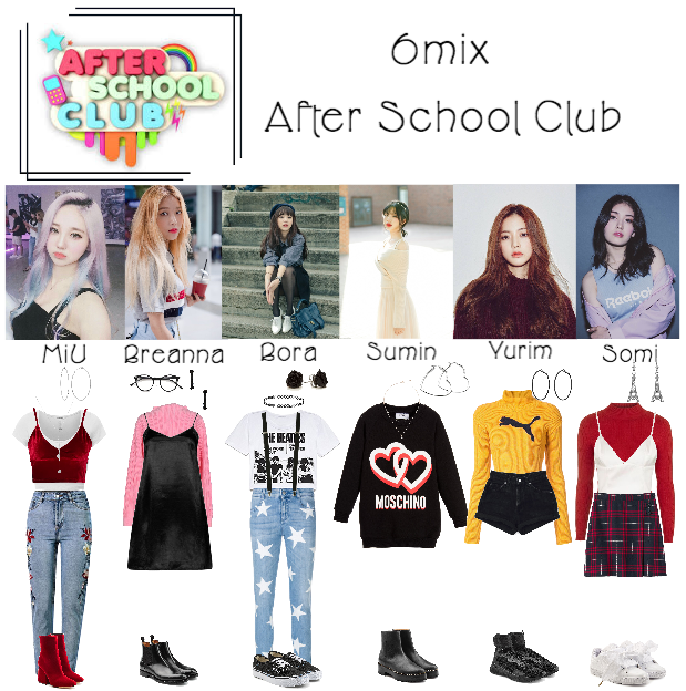 6mix At After School Club