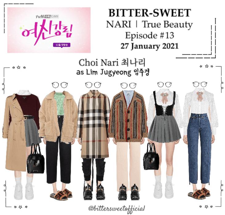 BITTER-SWEET [비터스윗] (NARI) True Beauty 210127