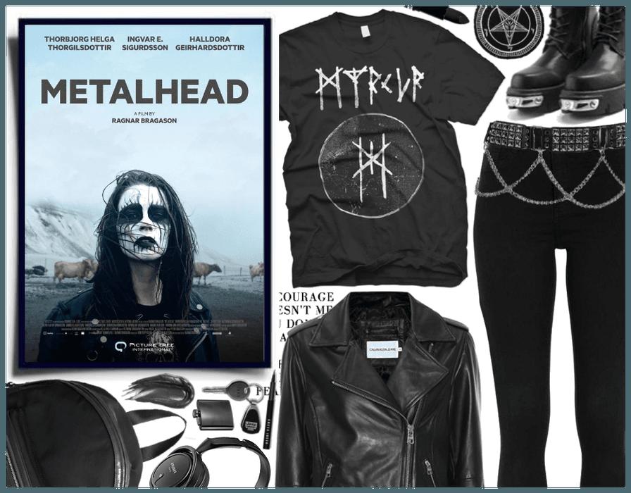 MÁLMHAUS: Metalhead