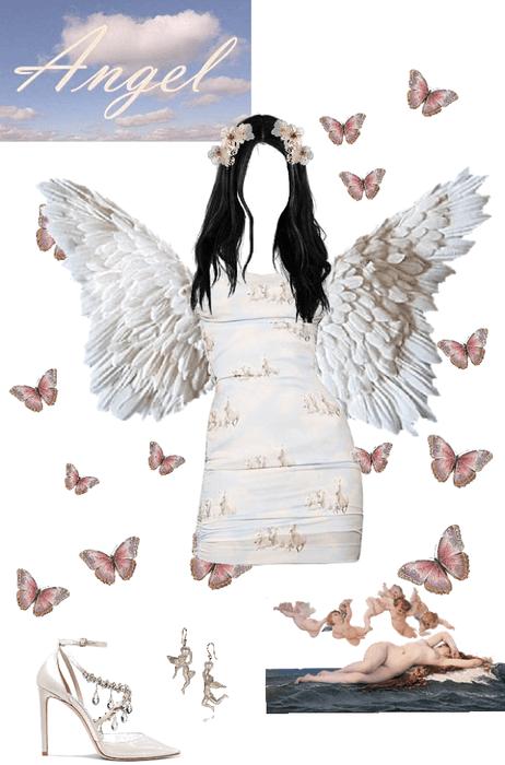 I'm a angel 👼🏼💫