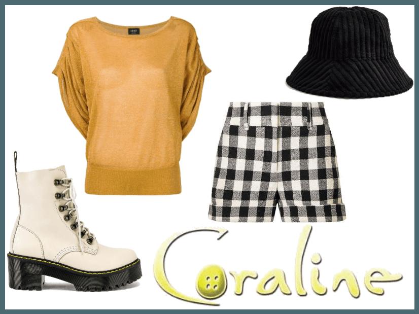 Coraline Jones 14 Outfit Shoplook
