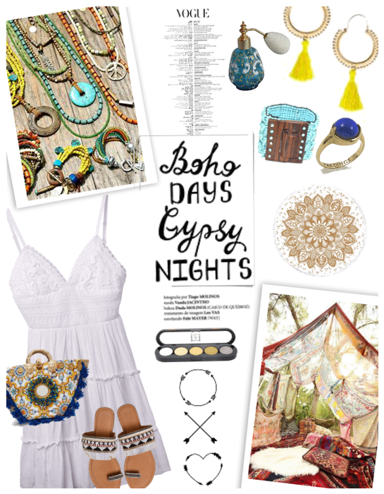 Boho days,gypsy nights