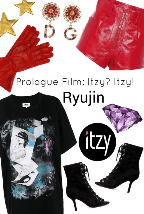 prologue film: itzy? itzy! [Ryujin]