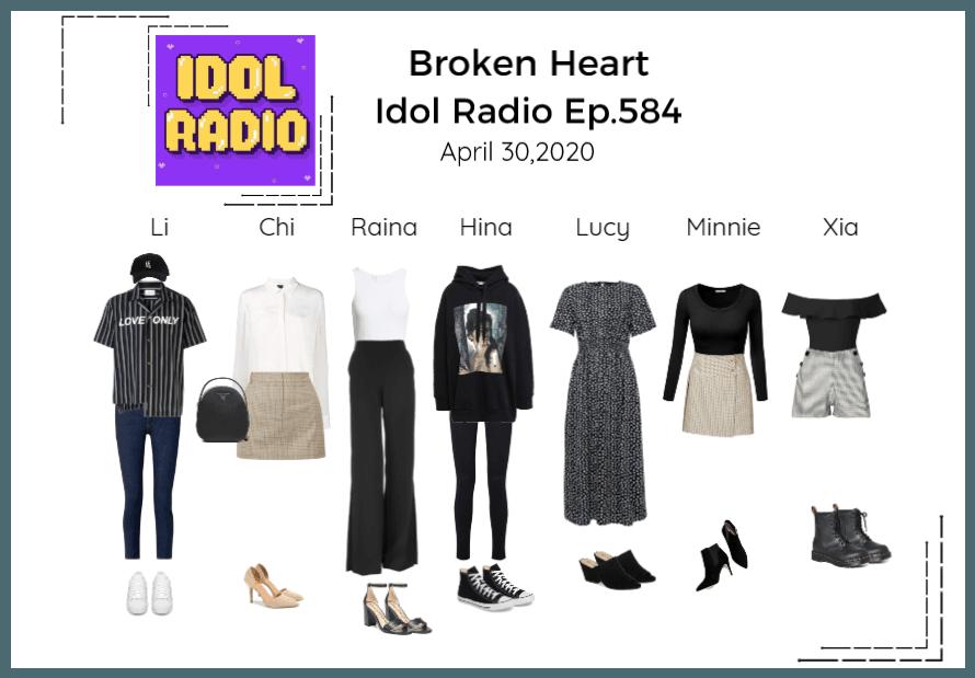 Broken Heart in Idol Radio