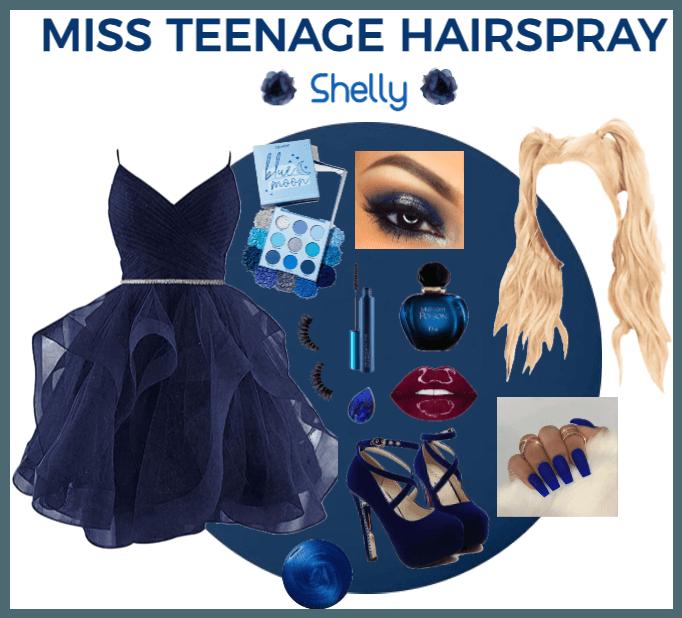 Shelly - Miss Teenage Hairspray