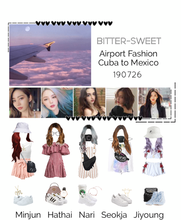 BSW Airport Fashion 190726