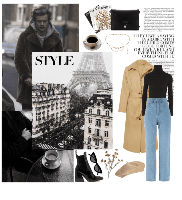 4. Paris & Harry Styles