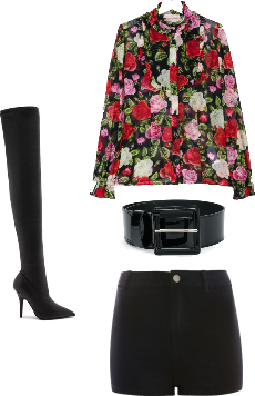 Blackpink Jennie inspired outfit