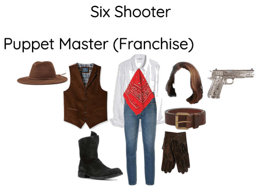 Six Shooter (Puppet Master (Franchise)