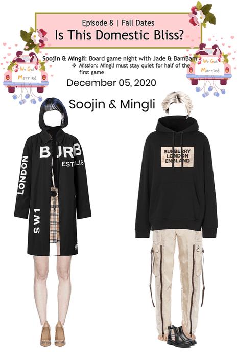 Shadow (Mingli) & Crushes (Soojin) WGM Ep. 8