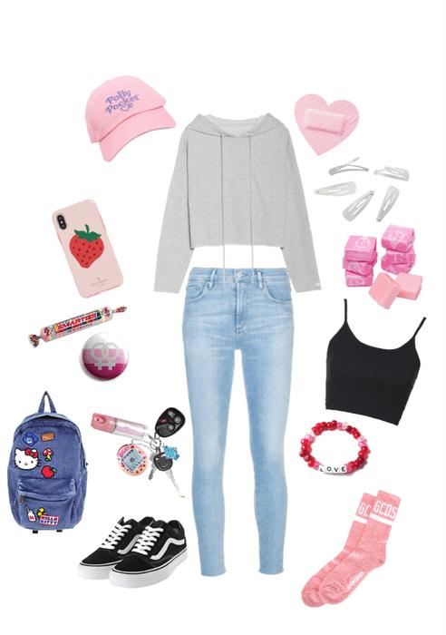 Pink Butch