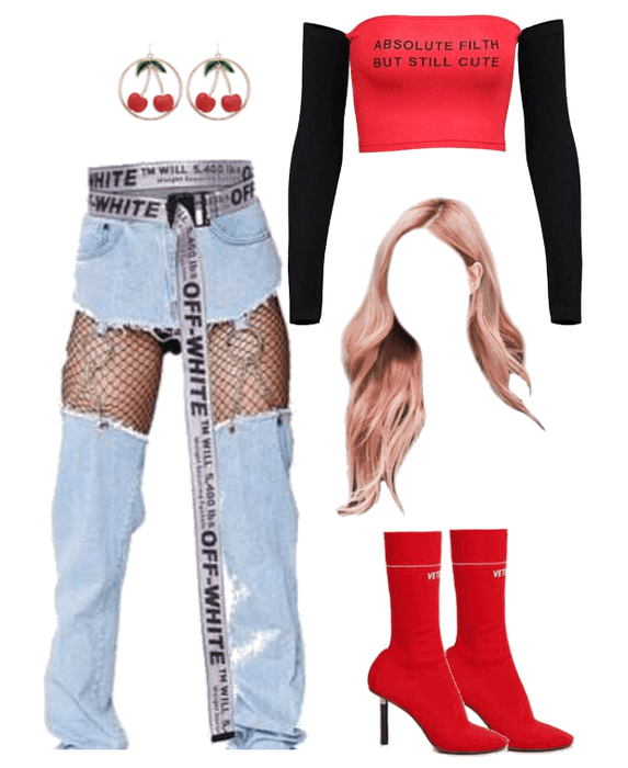 Kpop Inspired Outfit (2019)